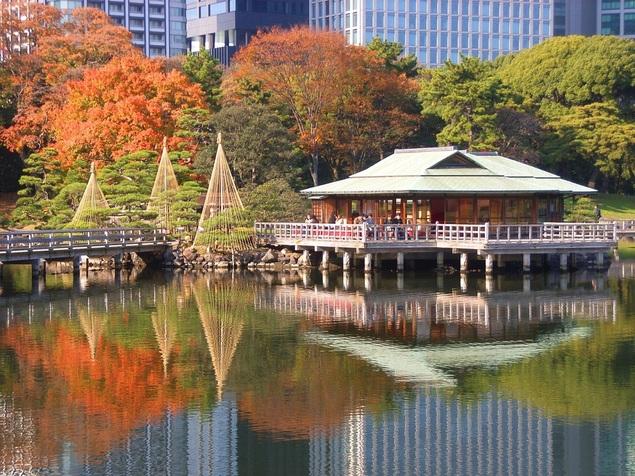 【職場旅行モデルコース】「江戸の情緒と現代の東京」日帰りプラン