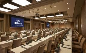 ヒルトン会議室