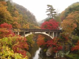 【職場・旅行モデルコース】昇仙峡の紅葉・ほうとう体験と野菜詰め放題