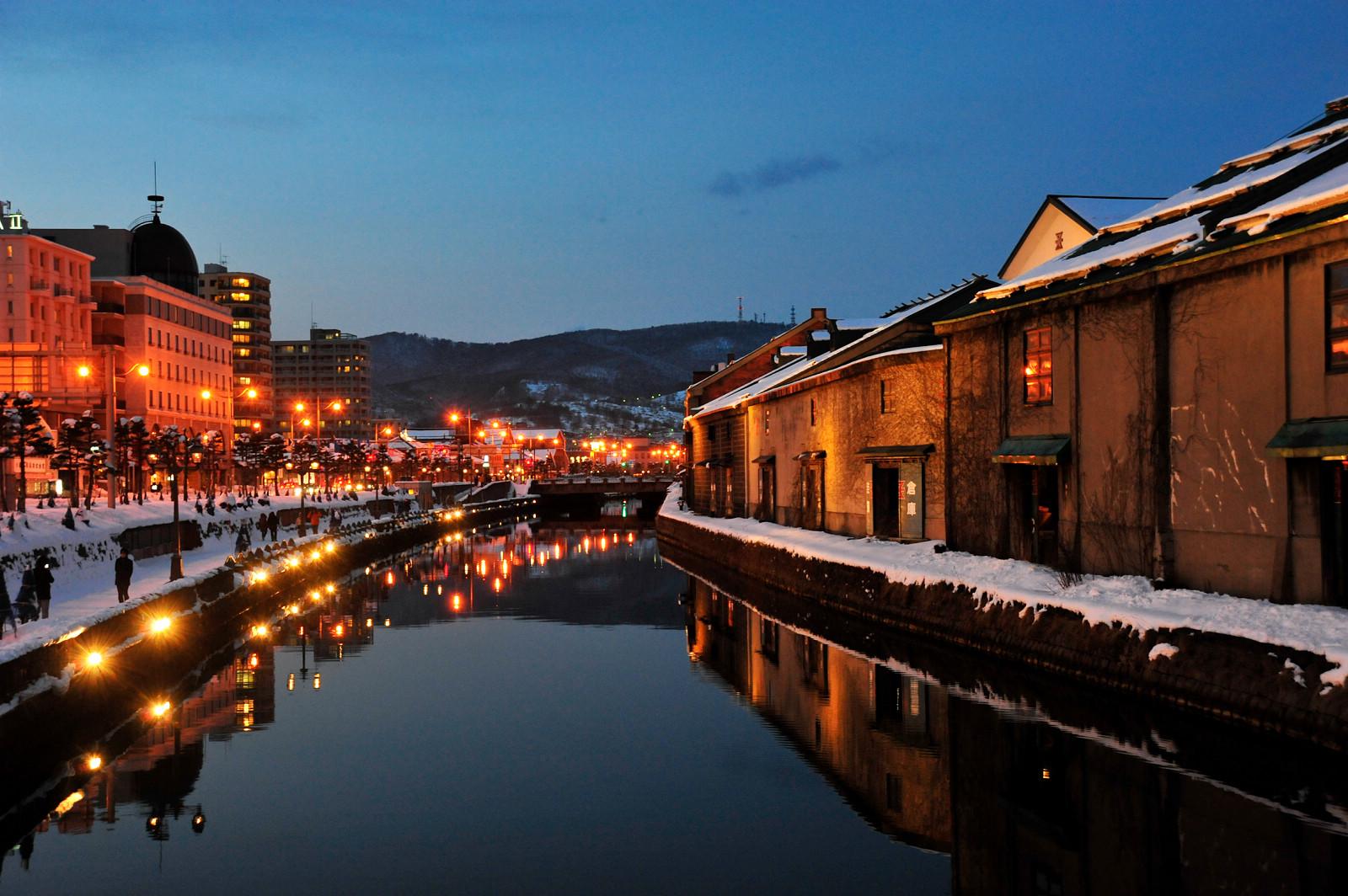 【職場・社員旅行モデルコース】北海道3日間 ≪札幌・小樽・定山渓温泉≫