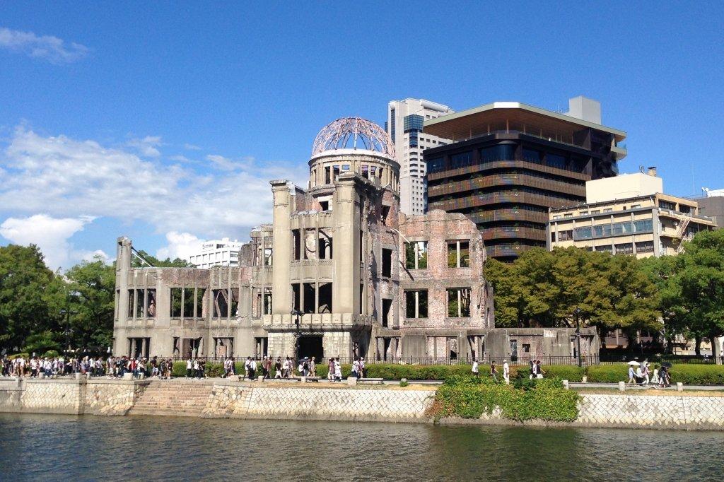 【職場・社員旅行モデルコース】歴史から学ぶ社員旅行!広島2日間