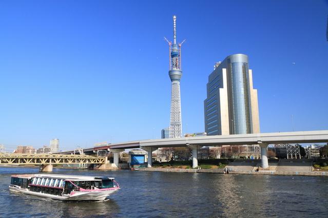【職場・社員旅行モデルコース】東京スカイツリーでチームビルディング 日帰り