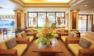 ロビー 平砂浦ビーチホテル