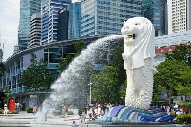 【職場旅行.com厳選!海外社員旅行】シンガポール満喫4日間