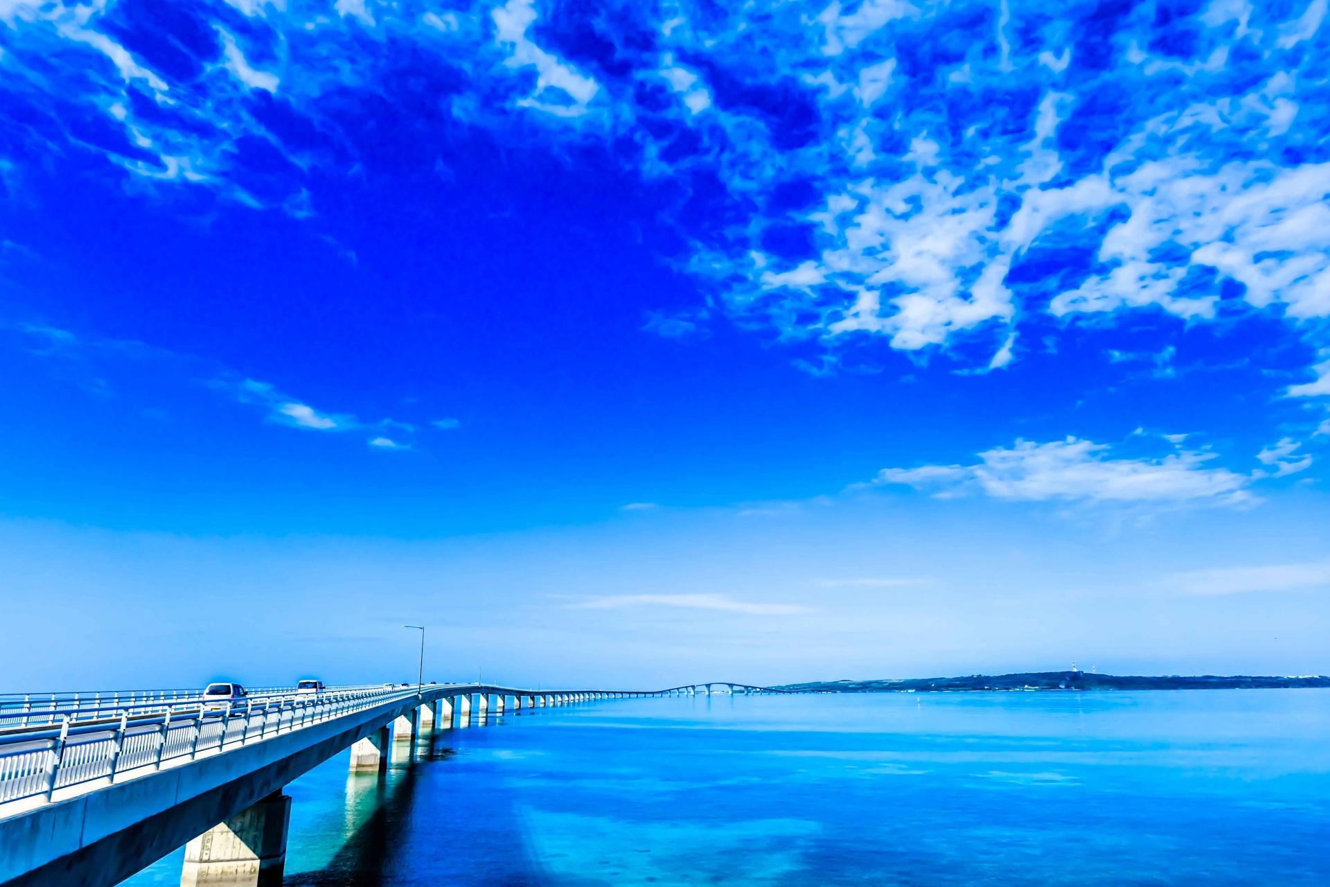 【職場・社員旅行モデルコース】夢のような絶景を堪能する宮古島2日間