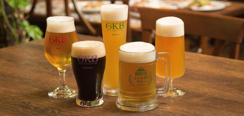 ビール全種GKB