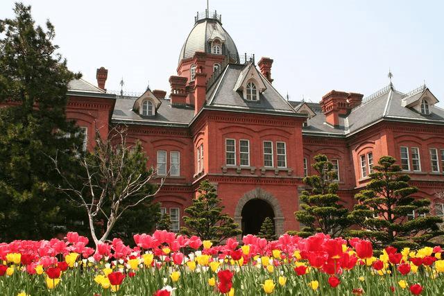 【中部発着】【職場旅行モデルコース】北海道定番を巡る 定山渓と小樽、札幌 3日間
