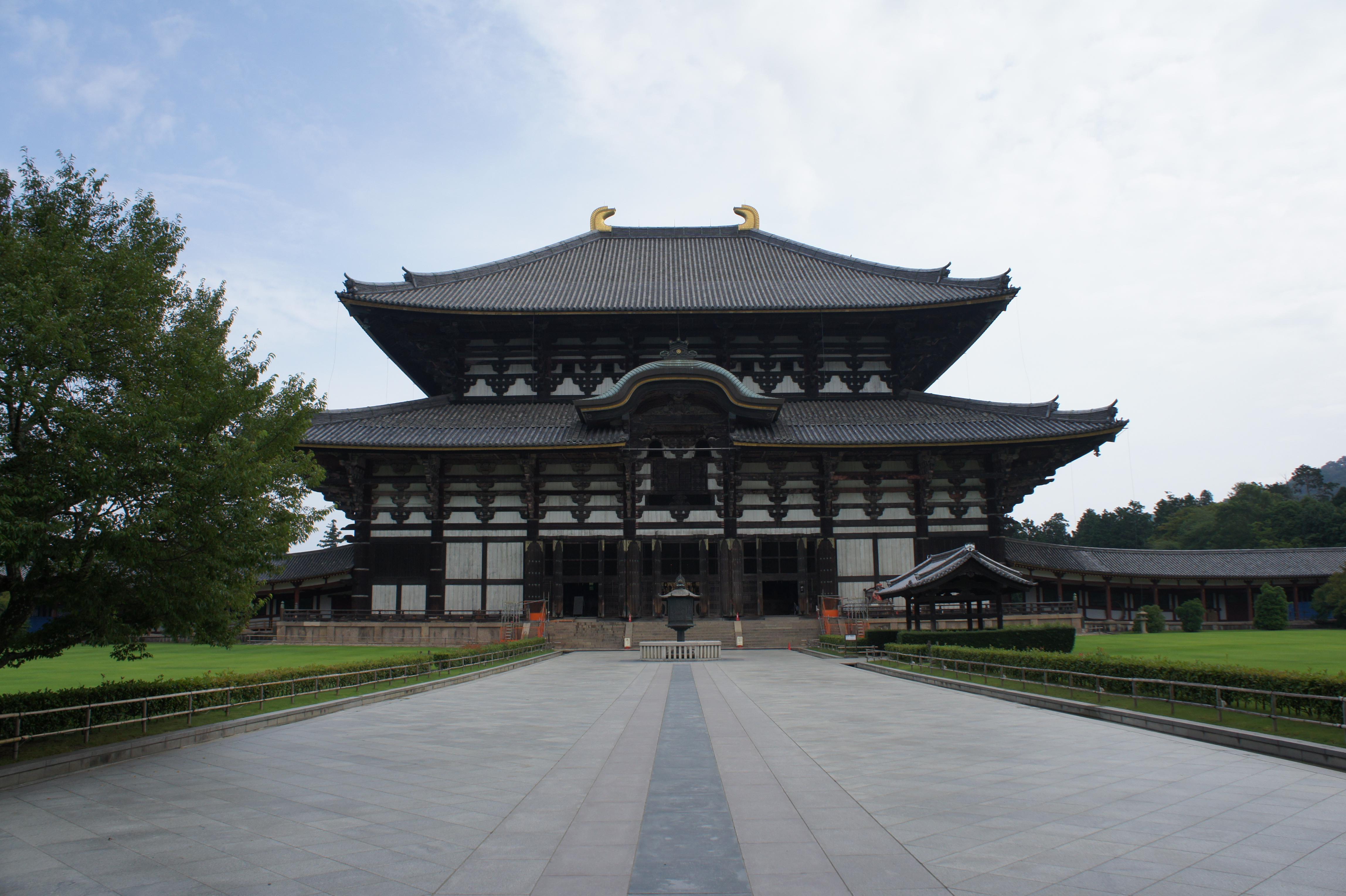 【職場・社員旅行モデルコース】建築業界の方におすすめ!満喫奈良2日間