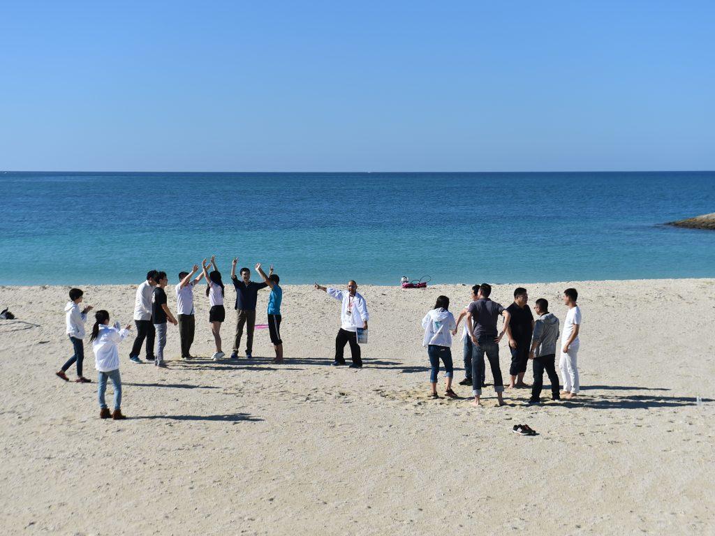 【職場・社員旅行モデルコース】BBQ x チームビルディング!充実の沖縄2日間