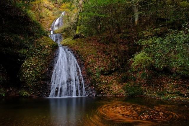 【愛知日帰り】紅葉狩り・湯谷温泉郷を巡る