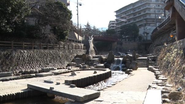 【関西発着】日本三名泉・有馬温泉の旅≪大阪&神戸観光≫